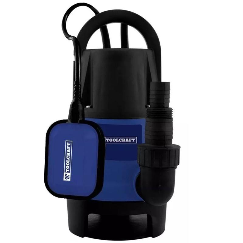 Bomba Sumergible Para Agua Sucia 1hp 220v Tc4107 Toolcraft