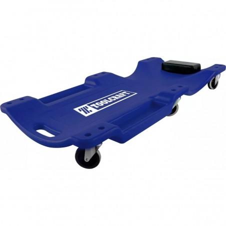 Camilla Para Mecánico Plástica 40 Pulgadas Azul Tc3355 Toolcraft
