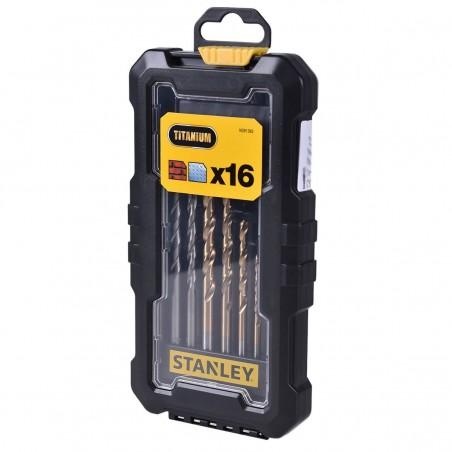 Juego Combinado para perforar y Atornillar STA7221-XJ
