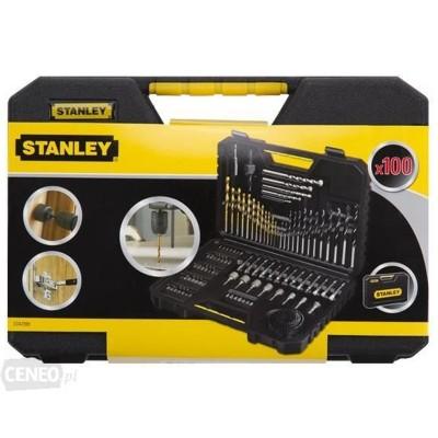 Set de piezas x100pz Stanley