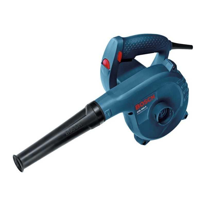 Soplador con aspiración de polvo 800W 4.5 m3/min GBL 800 E Professional