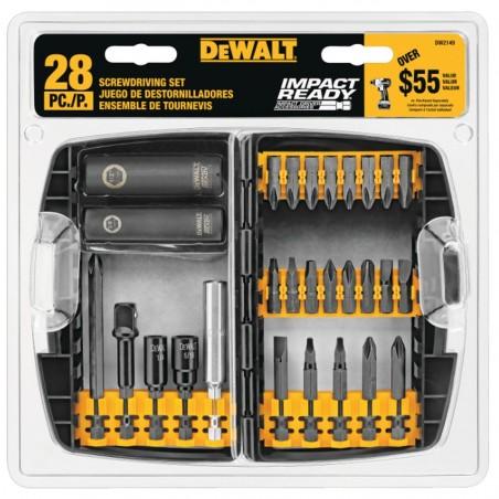 SET de puntas de alto impacto 28 PIEZAS DW2149  G Dewalt