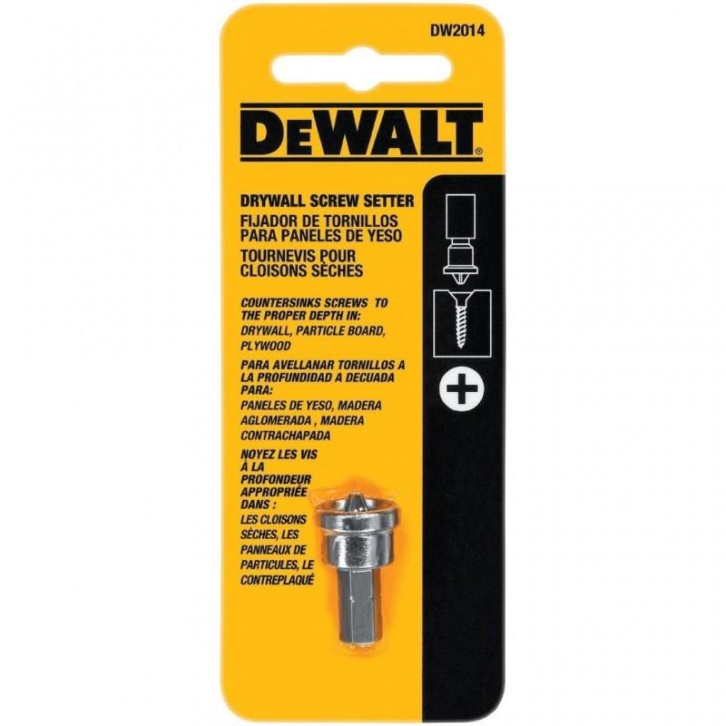 Fijador de tornillos para Drywall Dewalt