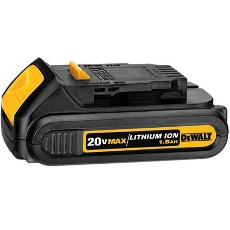 Batería Premium Ion Litio 20v Max 1.5ah Dewalt DCB201 Dewalt