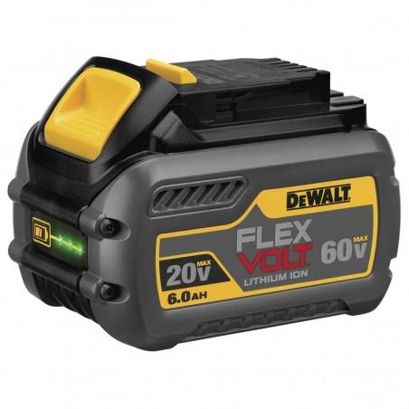 Bateria Premium Flexvolt 20V/60V Max 6.0 AH Dewalt DCB606