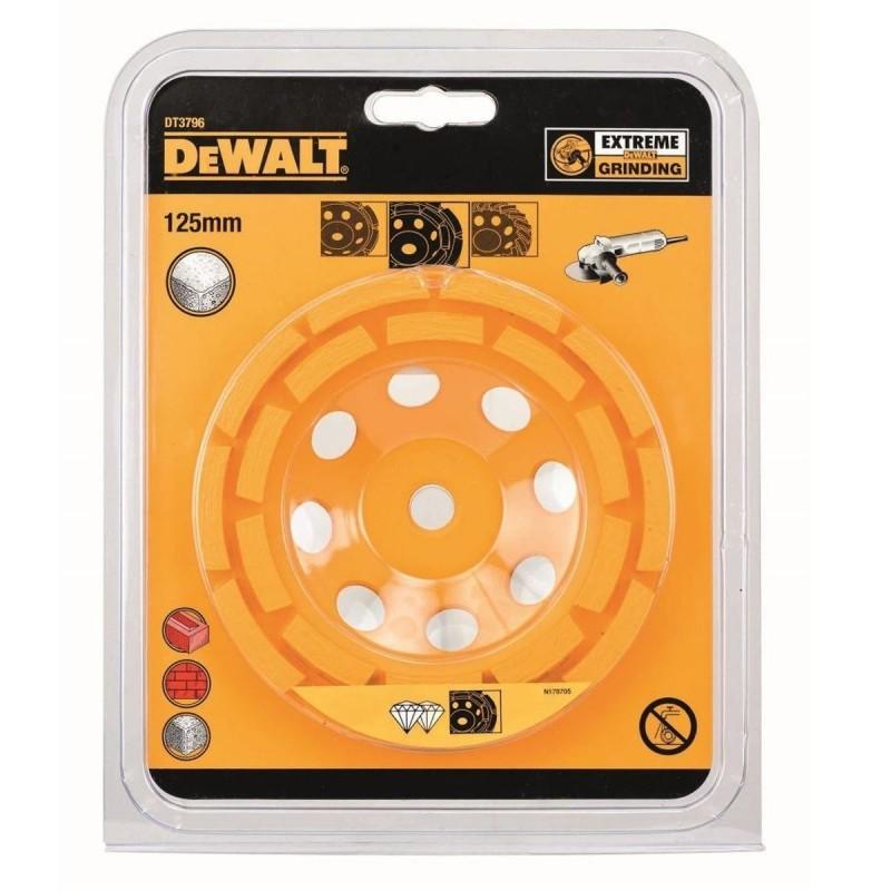 Copa diamantada p concreto M14 DOBLE FILA 5 DT3796-QZ Dewalt
