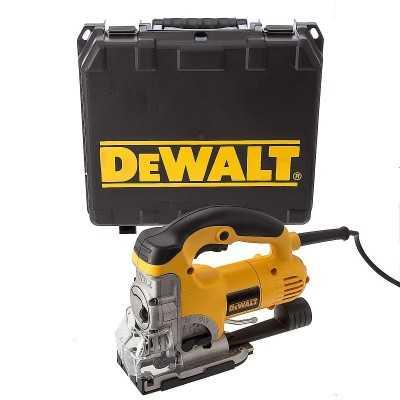 Sierra Caladora 701w Uso Pesado Cap 135mm DW331K Dewalt