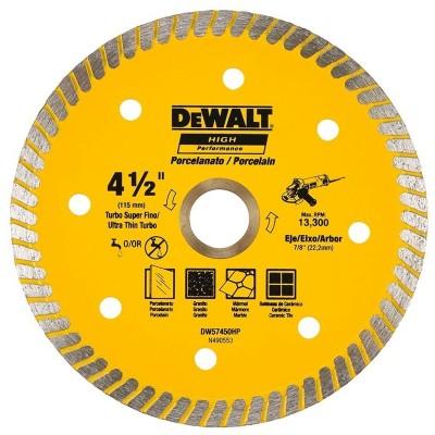 Diamantado Ultrafino Porcelanato 41/2x1.3MM DW57450HP Dewalt