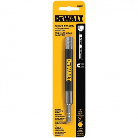 Guia magnetica para tornillos DW2055 Dewalt