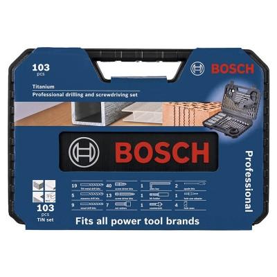 Set Para Taladrar Bosch 103...