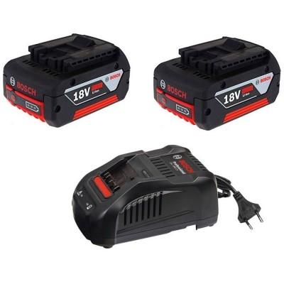 Kit Baterias + Cargador...