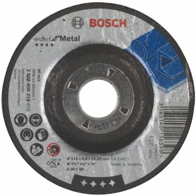 Disco Abrasivo Desbaste...