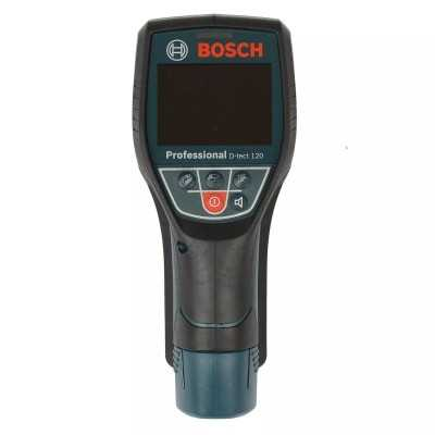 Detector Metales Scanner Pvc Madera Cables Bosch D-tect 120
