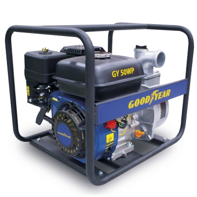 Motobomba de Agua Limpia de 2Pulg 4T 6.5HP 30mtrs