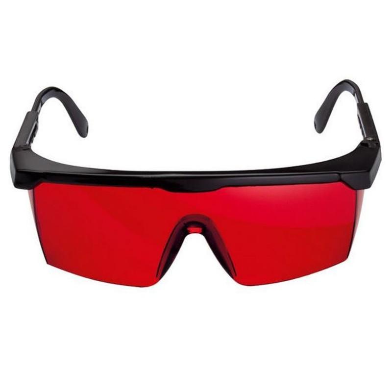 Gafas para vision laser Rojas