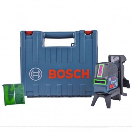 Nivelador Laser Combinado Bosch Gcl 2-15 G Verde