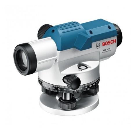 Nivel optico automatico Bosch Gol 26-d