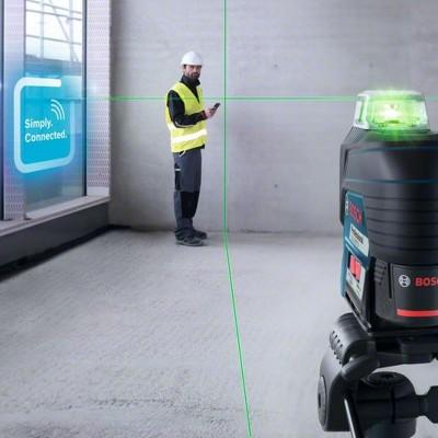 Nivel laser de Plano 360...