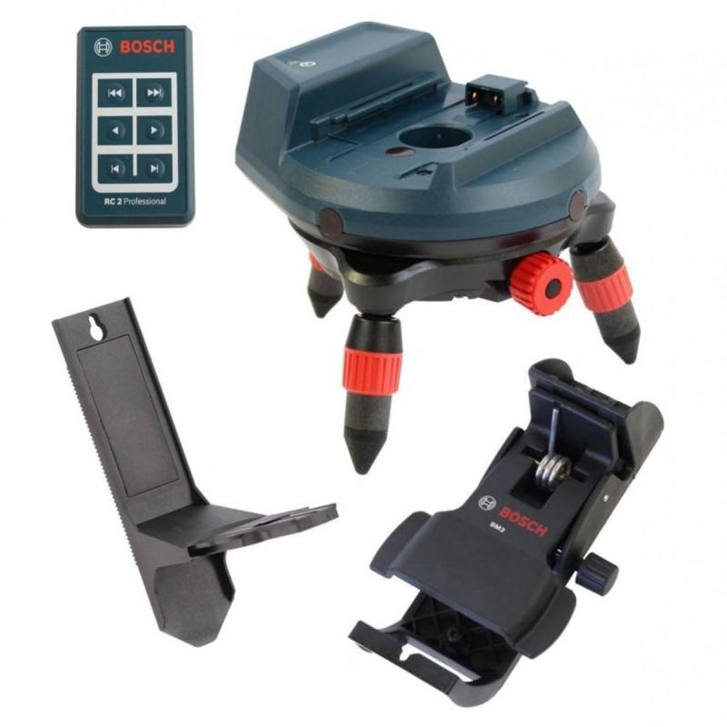 Soporte para Nivel Laser RM3 Bosch Bluetooth