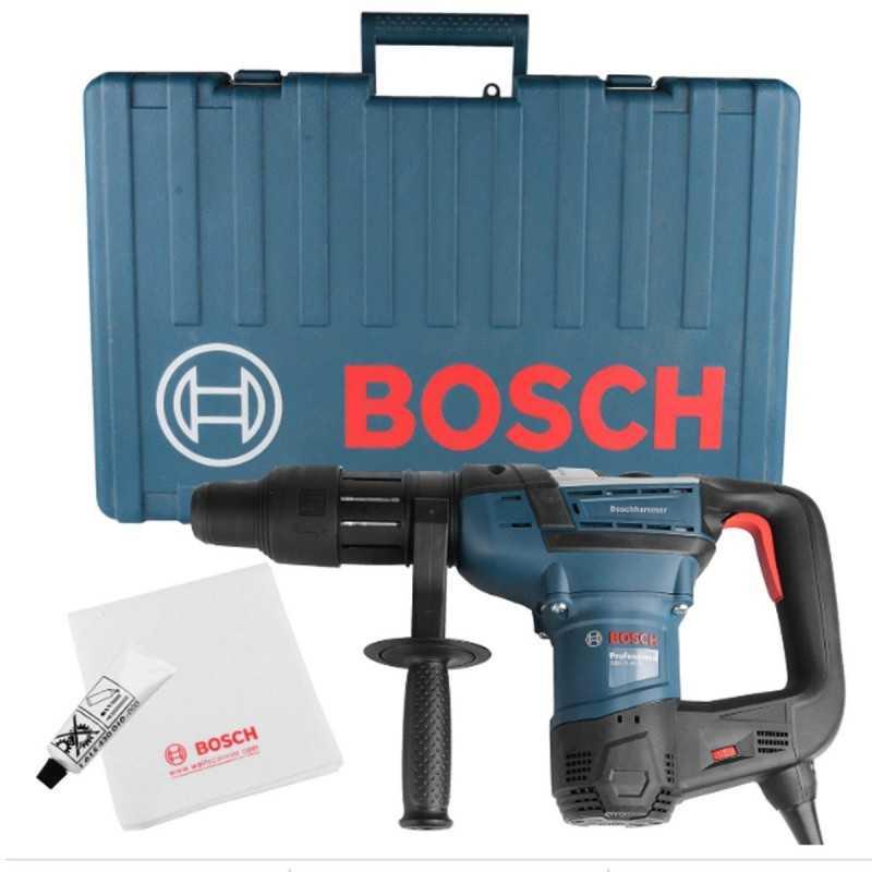 Rotomartillo SDS-max Bosch GBH 5-40 D Professional 1100W Cap 40mm