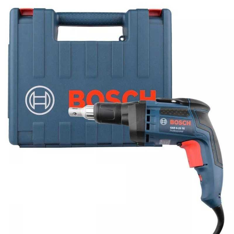 Atornillador Electrico GSR 6-25 TE Professional 2500 Rpm