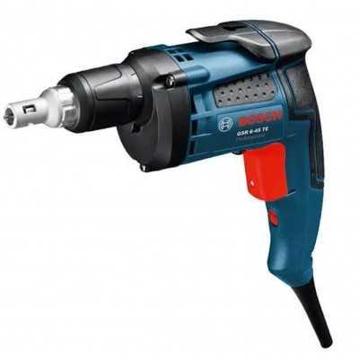 Atornillador Electrico GSR 6-45 TE Professional 4500 RPM