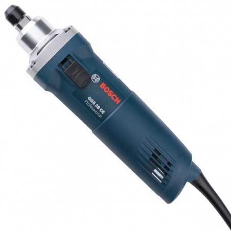 Turbineta / Esmeril Recto Cuello corto 650W GGS 28 CE Profesional