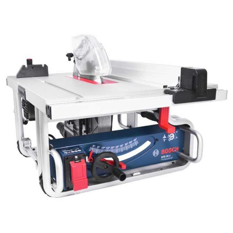 Sierra de mesa 1800W Bosch GTS 10 J Professional