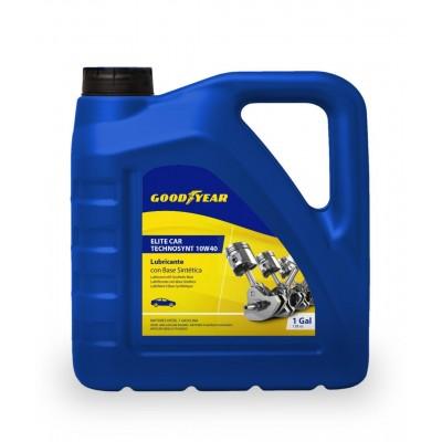 Aceite Motor 100% Sintético...