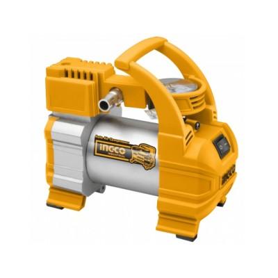 Mini Compresor Aire P/autos...