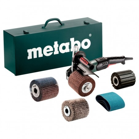 Satinadora (inox) SE 17-200 SET 1700W Metabo