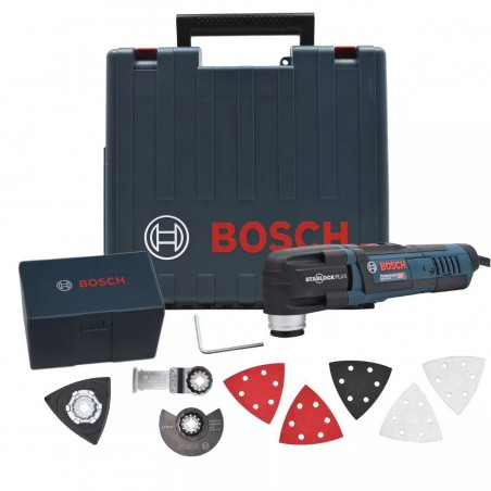 Multiherramienta Renovator Bosch Gop 30-28 300W Starlorck