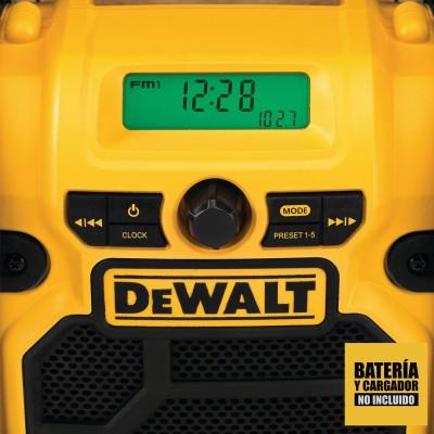 Radio de Trabajo AM/FM C/...