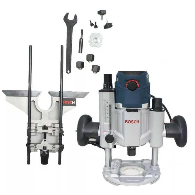 Ruteadora Bosch GOF 1600 CE Professional 1600W Velocidad variable