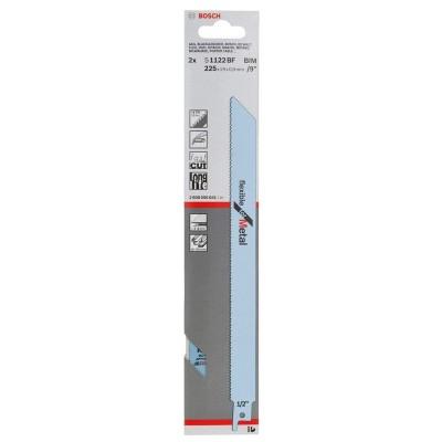 Cuchila para Sierra Sable  S 1122BF BI-METAL 9 BOSCH
