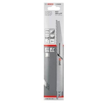 "Cuchila para Sierra Sable  S 2345X PROGRESSOR 8"" Bosch"