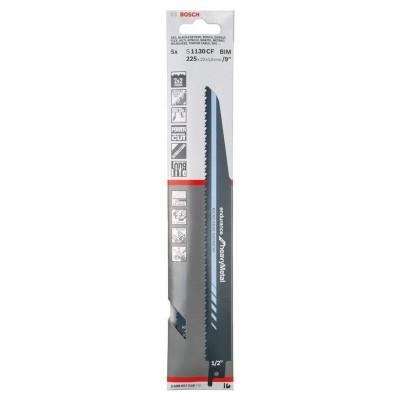 Cuchila para Sierra Sable  S1130 CF 4-12mm ENDURANCE 9 BOSCH