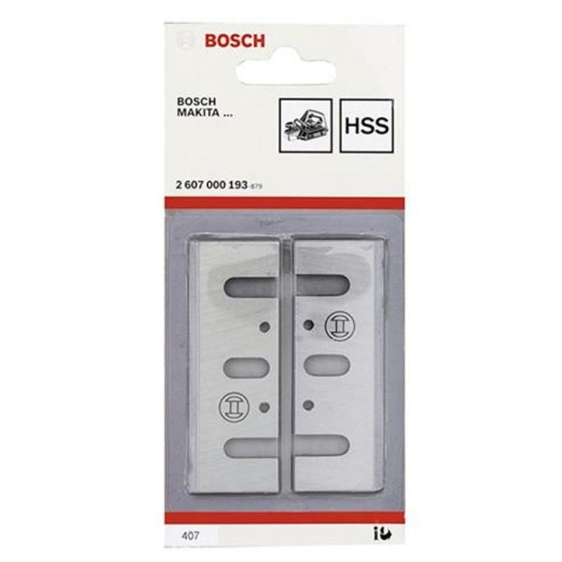 Cuchilla GHO 10-82 Cepillo electrico BOSCH