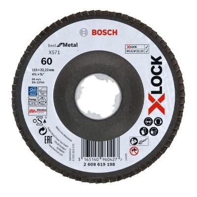 Disco Flap X571 X-LOCK Best...