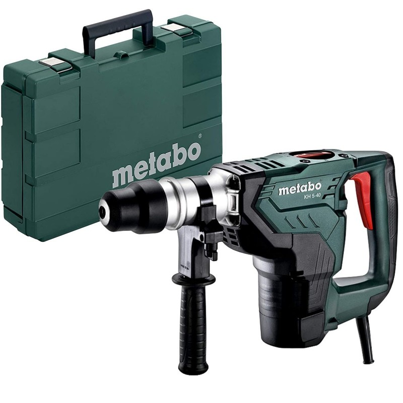 Rotomartillo sds Max KH 5-40 8.5 J 1100 W Metabo