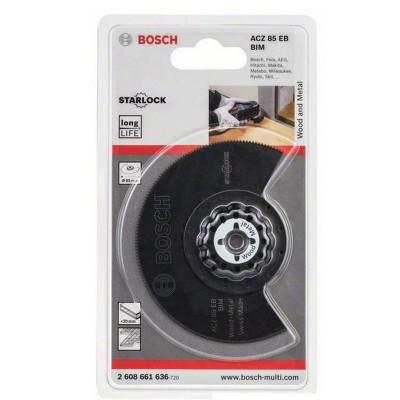 Disco corte Madera/Metal ACZ 85 EB BIM