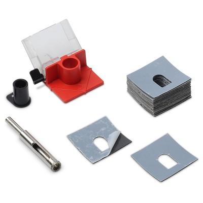 Kit Broca Diamantada 10mm...