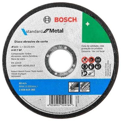 "Disco Corte Metal 4.5"" Bosch"