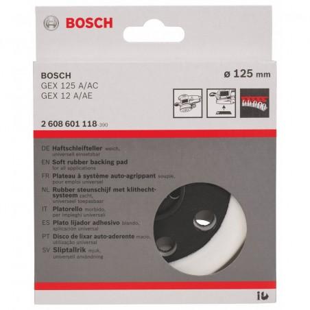 Porta Lijador Blando (GEX 125) Bosch