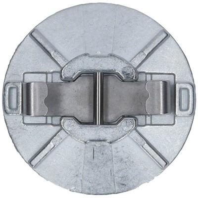 Clip X-LOCK para Plato de Goma