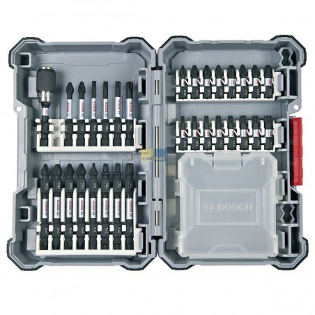 SET 31 piezas Impact Control Caja para Bits + Puntas