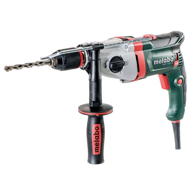 Taladro percutor (mandril Futuro Plus) SBEV 1300-2 1300W Metabo