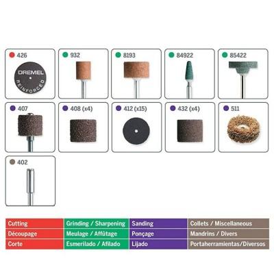 Kit de 31 accesorios para...