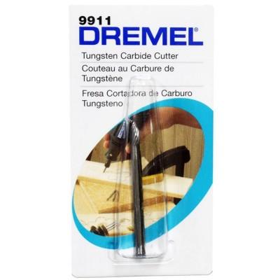 Fresa conica de carburo de tungsteno 1/8 Dremel 9911