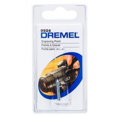 Punta de carburada para grabado Dremel 9924